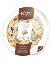 PIZZA Z PIECZARKAMI VIRTU 475g